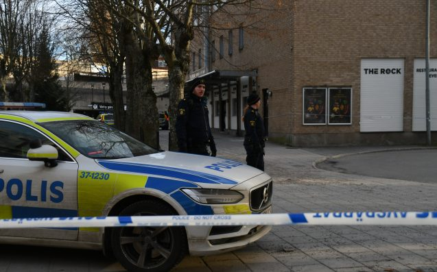 Man killed after picking up suspected hand grenade in Stockholm