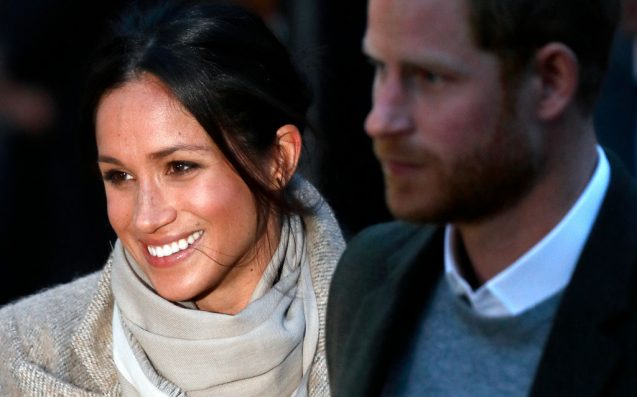 Ukip leader's girlfriend suspended over racist texts about Meghan Markle