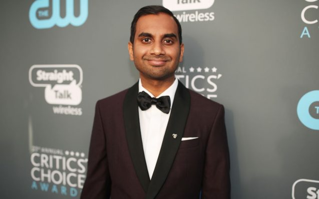 Golden Globe-winner Aziz Ansari finally responds to sexual misconduct allegation
