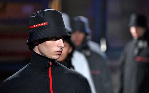Prada's Iconic '00s Sportswear Line Looks Like It's Making A Comeback