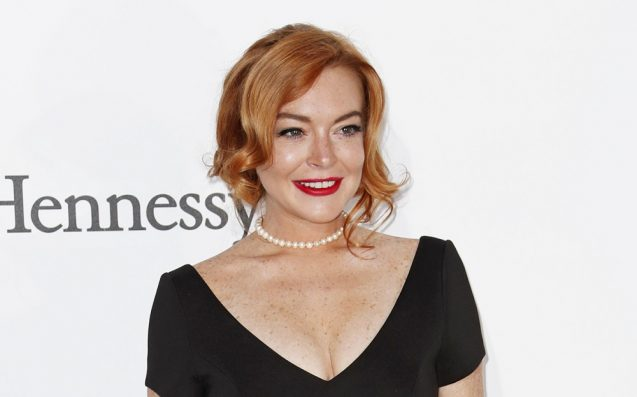 "Lindsay Lohan Has Become ""Stalkerish"" About Making 'Mean Girls 2' Happen"