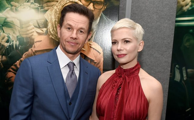 Mark Wahlberg To Donate His $1.5M Reshoot Money In Michelle Williams' Name
