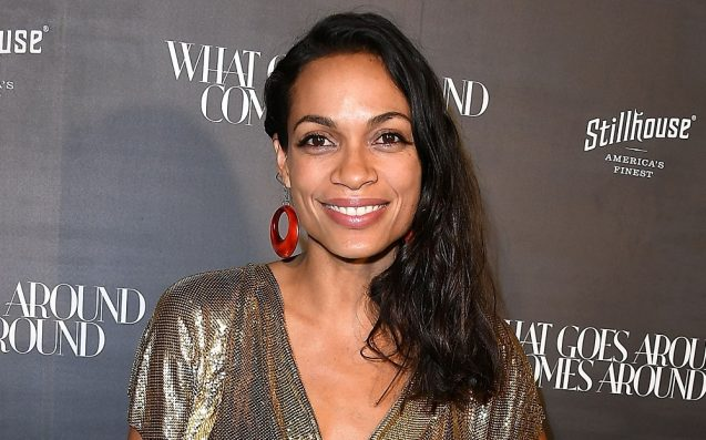 Rosario Dawson Claims She Was Sexually Abused and Molested as a Child