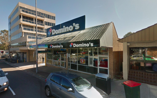 Heroic Domino's Employee Walks To Cop Shop After Being Shot In The Chest