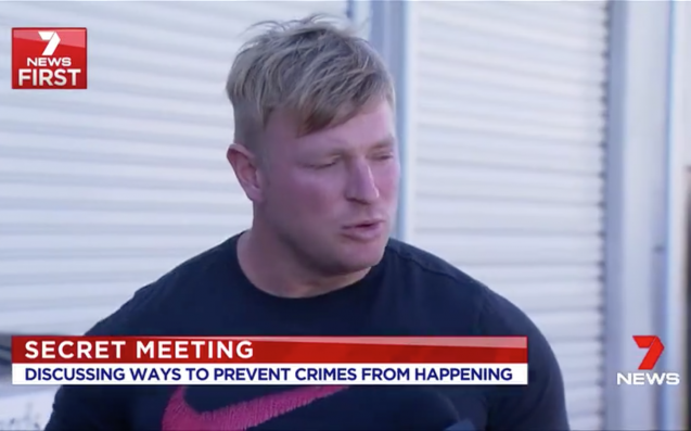 Oh Look, 7 News Gave The Spotlight To An Actual Neo-Nazi