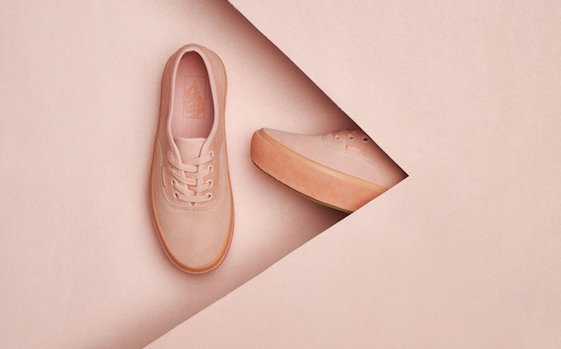 Vans Have Levelled Up Their Authentic & Slip-On Platforms W/ Suede Outsoles