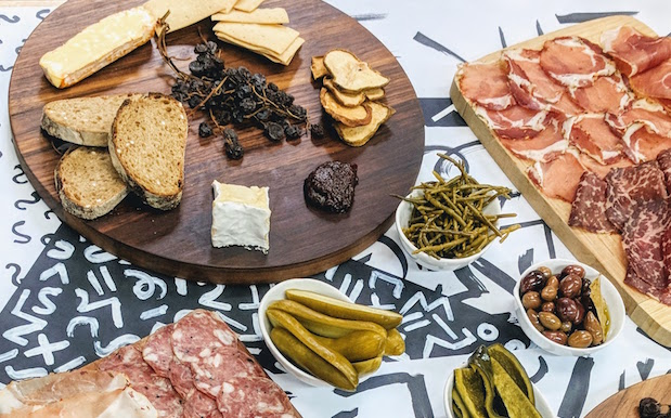 'White Label Supper Club' Is Here To Deliver Fancy Cheese Boards To Your Home