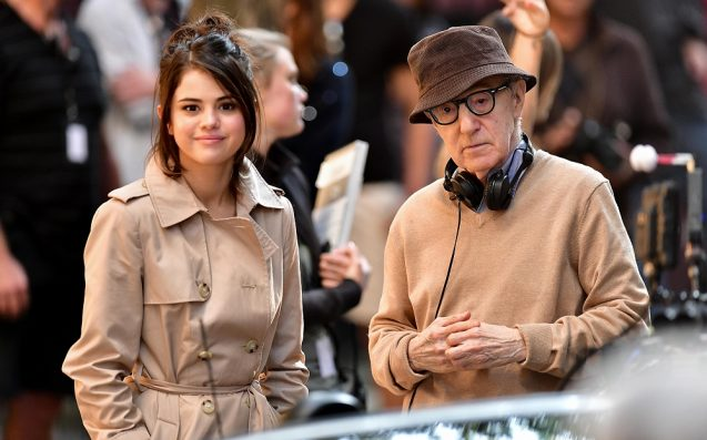 Woody Allen's new movie may be dumped