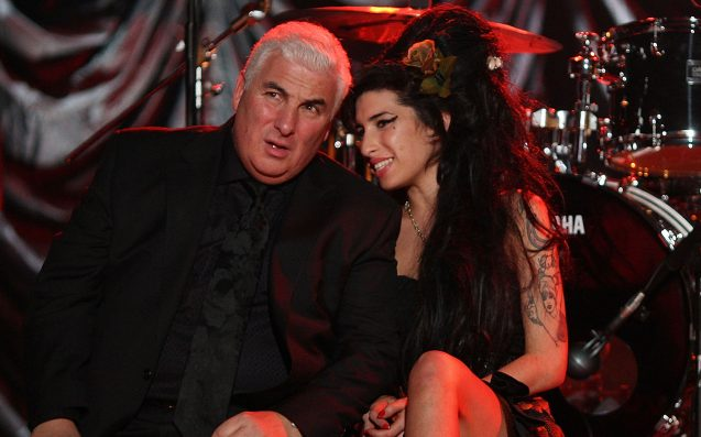 Amy Winehouse's Father Says He's Visited by Late Singer's Ghost