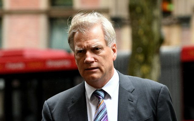 Andrew Bolt Has Been Injured After Falling Out Of A Tree