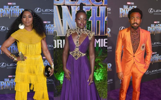 The 'Black Panther' Premiere Just Made Every Other Red Carpet Irrelevant