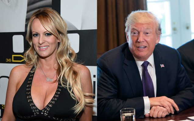 Donald Trump Allegedly Paid A Porn Star $164,000 To Hush Up Their Affair