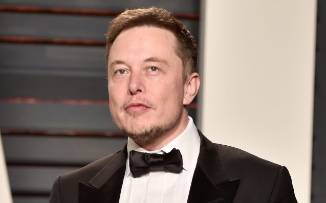 Oblivious Elon Musk thought Silicon Valley 'sex party' was a costume party