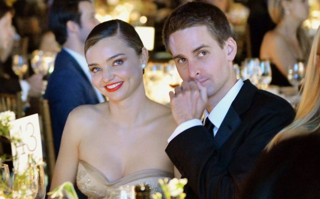 Snapchat's Evan Spiegel spends $5.6 million on New Year's party