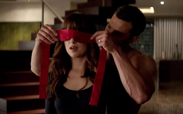 The New Fifty Shades Freed Trailer Shows Ana Getting Major Baby News