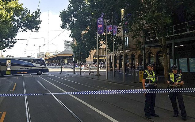 Murder Charge Laid Over Flinders Street Attack