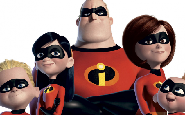 Disney reveals new Incredibles 2 characters