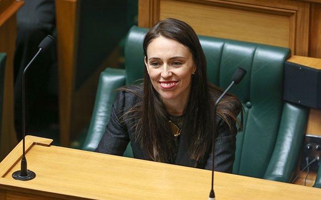 New Zealand Prime Minister Ardern Expecting First Child in June