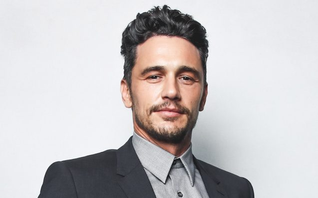 James Franco says sexual misconduct allegations 'not accurate' on 'The Late Show'