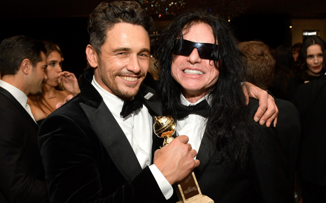 Tommy Wiseau Reveals The Contents Of His Vetoed Golden Globes Speech