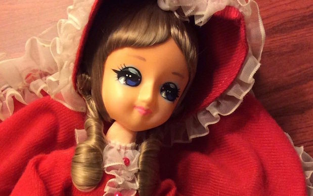 You Can Buy This Cursed Doll On Ebay RN If You Enjoy Being Possessed By Demons