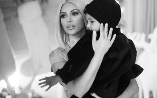 Kim Kardashian West opens up about Saint West's hospitalization