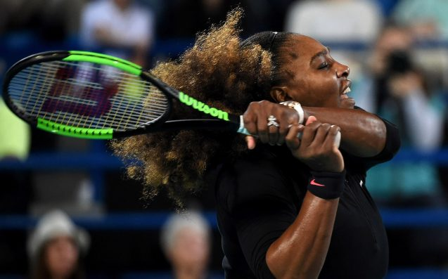 Reigning Champ Serena Williams Is Pulling Out Of The 2018 Australian Open