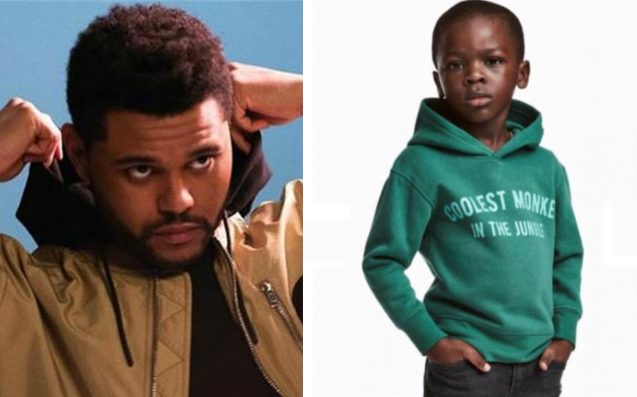 "The Weeknd Cuts Ties With H&M After ""Offensive"" Hoodie Appears On Website"