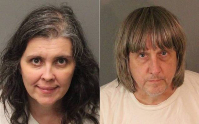Turpin: Shackled California siblings 'victims of torture'