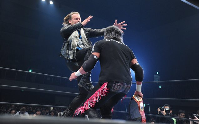 Chris Jericho's New Target Proves He Isn't Done With New Japan