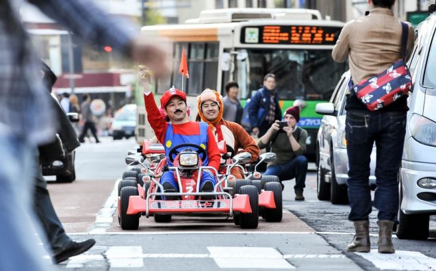 Japan's Iconic IRL 'Mario Kart' Is Coming To Australia So Fang Us A Shell