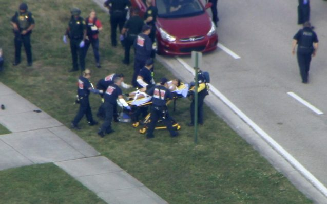 Reports Of At Least 20 Injured In Shooting At Florida High School