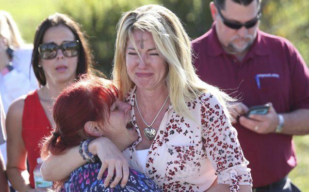 17 People Confirmed Dead In Tragic Florida High School Shooting