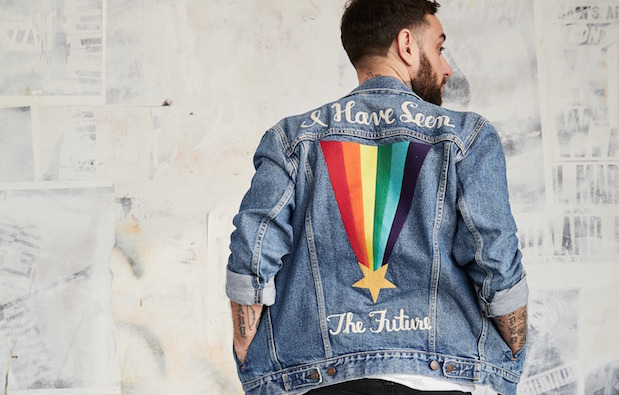 Levi's Drop A Primo Pride Collection & 100% Of Proceeds Go To LGBTIQ Charities