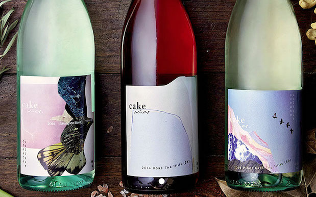 Cake Wines Wants Your Art For Its Next Bottle Of Plonk & There's $$ Involved