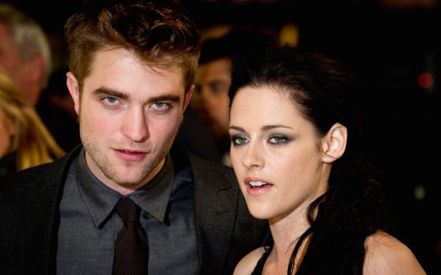 Robert Pattinson & Kristen Stewart Are Hanging Out Like It's 2012 Again