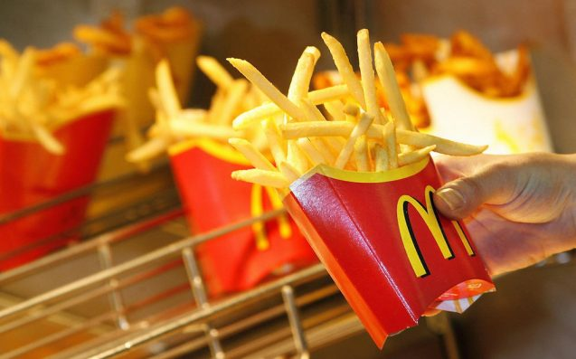 Maccas Fries Could Cure Baldness, If You Believe This Japanese Study
