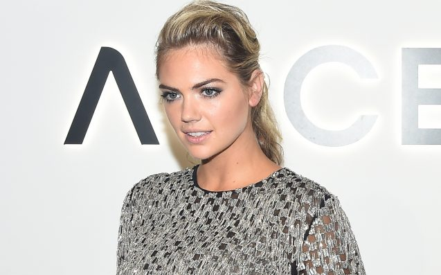 Kate Upton accuses Guess executive of sexual harassment when she was 18