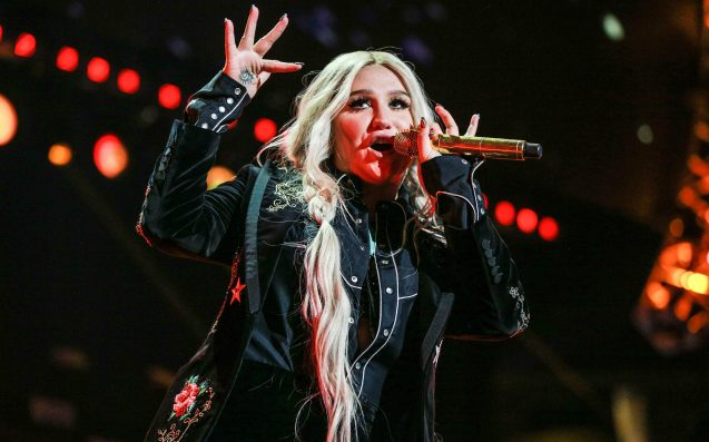 'Heartbroken' Kesha postpones concert dates due to a torn ACL