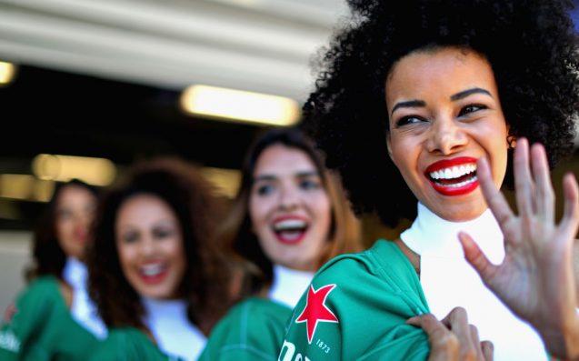 Formula 1 'grid girls' eliminated for 2018