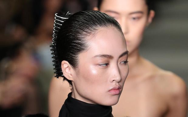 CALL MUM: Alexander Wang's NYFW Show Just Made Her Claw Clip Avant-Garde