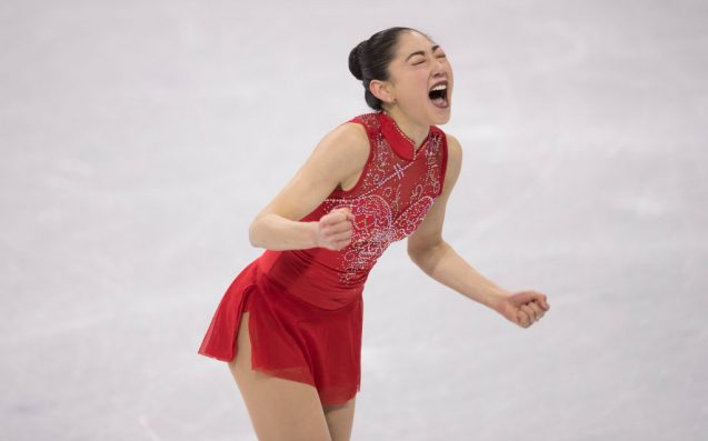 US Skater Nails Triple Axel At The Olympics & We Totally Know What That Is Now