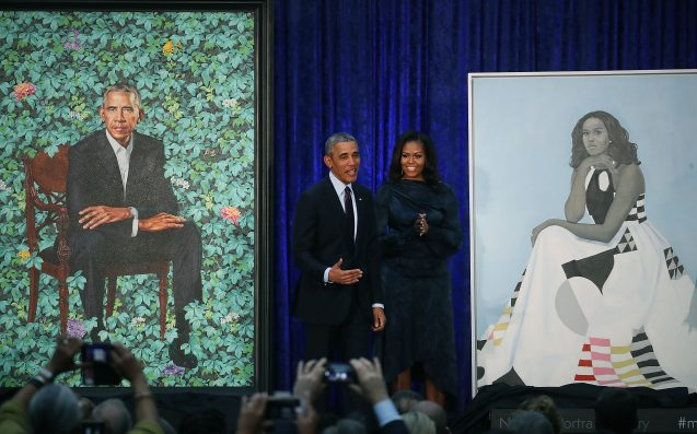 The Obamas Have Finally Unveiled Their Strikingly Unique Official Portraits