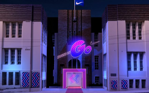 Nike Are Opening A Three-Story Funhouse In Melbourne Next Week