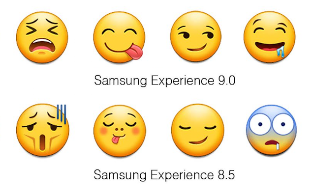 Samsung Is Giving Its Unpopular Emojis A Much Needed Makeover