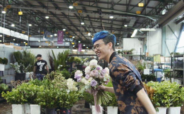 Why This Sydney Florist Decided To Brighten The World One Bouquet At A Time