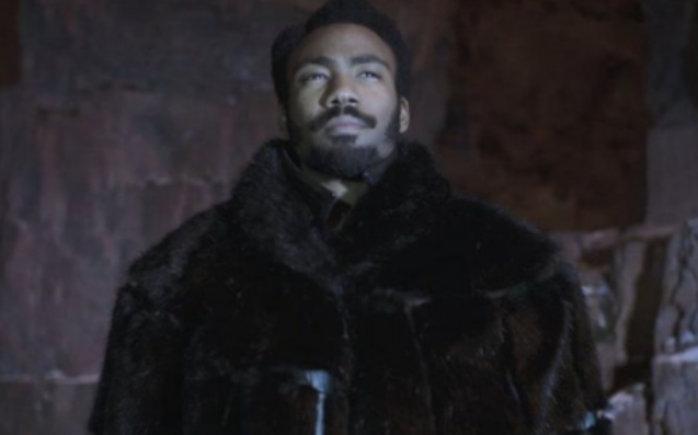 The Entire World Is Frothing On Donald Glover As Young Lando Calrissian