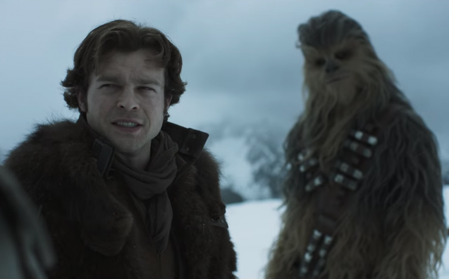 The Full 'Solo: A Star Wars Story' Trailer Is Here & It's A… Heist Movie?