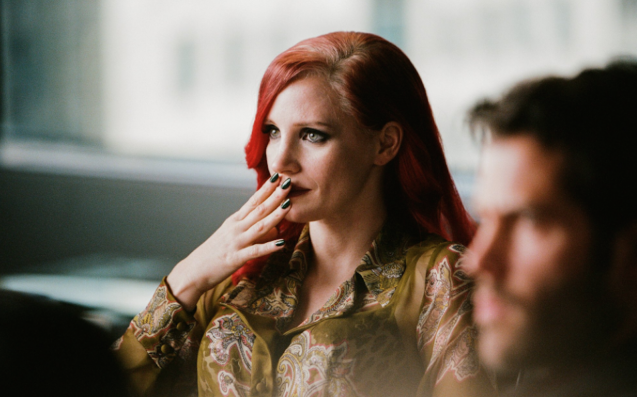 Jessica Chastain's Entire Role From An Upcoming Film Has Been Cut