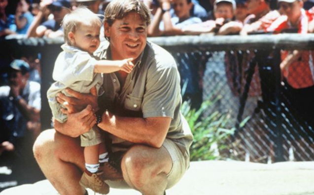 Bindi Irwin Just Shared An Old Steve Irwin Interview That'll Make You Cry